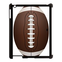 Football Ball Apple Ipad 3/4 Case (black) by BangZart