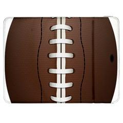 Football Ball Samsung Galaxy Tab 7  P1000 Flip Case by BangZart