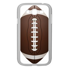 Football Ball Samsung Galaxy Grand Duos I9082 Case (white)