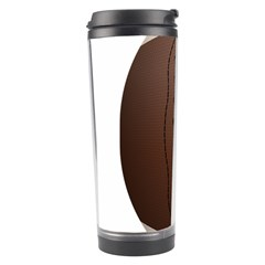 Football Ball Travel Tumbler
