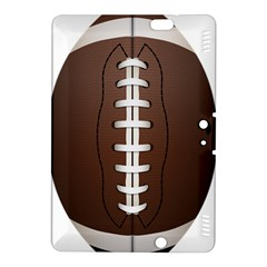 Football Ball Kindle Fire Hdx 8 9  Hardshell Case by BangZart