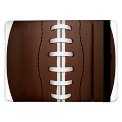 Football Ball Samsung Galaxy Tab Pro 12 2  Flip Case