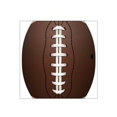 Football Ball Satin Bandana Scarf