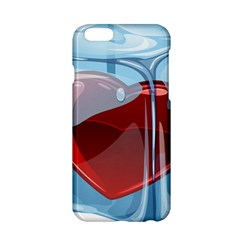 Heart In Ice Cube Apple Iphone 6/6s Hardshell Case by BangZart