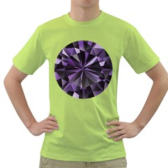 Amethyst Green T Shirt