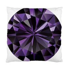 Amethyst Standard Cushion Case (two Sides) by BangZart