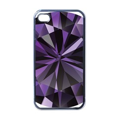 Amethyst Apple Iphone 4 Case (black)