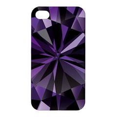 Amethyst Apple Iphone 4/4s Hardshell Case by BangZart