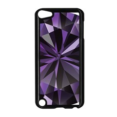 Amethyst Apple Ipod Touch 5 Case (black)