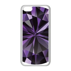 Amethyst Apple Iphone 5c Seamless Case (white) by BangZart