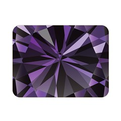 Amethyst Double Sided Flano Blanket (mini)
