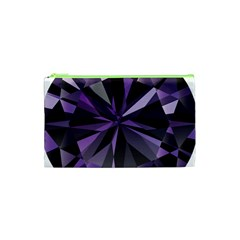 Amethyst Cosmetic Bag (xs) by BangZart