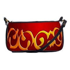 Easter Decorative Red Egg Shoulder Clutch Bags by BangZart