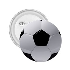 Soccer Ball 2 25  Buttons by BangZart