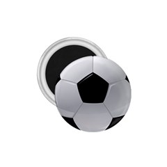 Soccer Ball 1 75  Magnets by BangZart