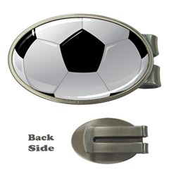 Soccer Ball Money Clips (oval)  by BangZart