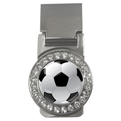 Soccer Ball Money Clips (cz)  by BangZart