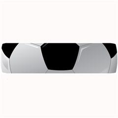 Soccer Ball Large Bar Mats by BangZart