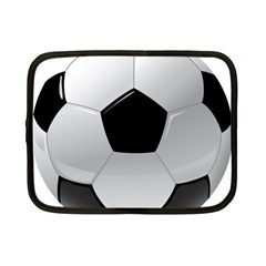 Soccer Ball Netbook Case (small)  by BangZart