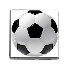 Soccer Ball Memory Card Reader (square)