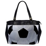 Soccer Ball Office Handbags Front