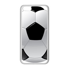 Soccer Ball Apple Iphone 5c Seamless Case (white)