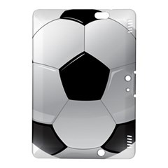 Soccer Ball Kindle Fire Hdx 8 9  Hardshell Case by BangZart