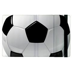 Soccer Ball Apple Ipad Pro 9 7   Flip Case by BangZart