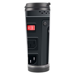 Special Black Power Supply Computer Travel Tumbler