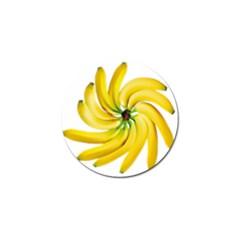 Bananas Decoration Golf Ball Marker (10 Pack) by BangZart