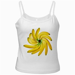 Bananas Decoration Ladies Camisoles by BangZart
