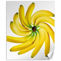 Bananas Decoration Canvas 16  X 20   by BangZart