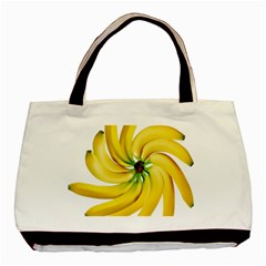 Bananas Decoration Basic Tote Bag (two Sides)