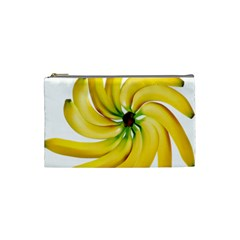 Bananas Decoration Cosmetic Bag (small)  by BangZart