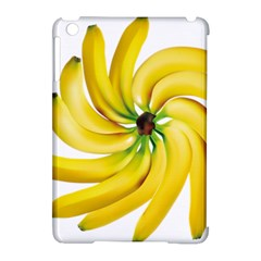 Bananas Decoration Apple Ipad Mini Hardshell Case (compatible With Smart Cover) by BangZart