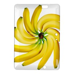 Bananas Decoration Kindle Fire Hdx 8 9  Hardshell Case by BangZart