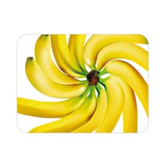 Bananas Decoration Double Sided Flano Blanket (mini)  by BangZart