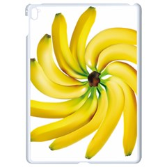 Bananas Decoration Apple Ipad Pro 9 7   White Seamless Case by BangZart