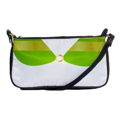 Green Swimsuit Shoulder Clutch Bags by BangZart