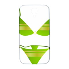 Green Swimsuit Samsung Galaxy S4 I9500/i9505  Hardshell Back Case