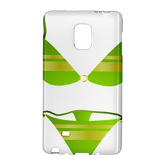Green Swimsuit Galaxy Note Edge by BangZart