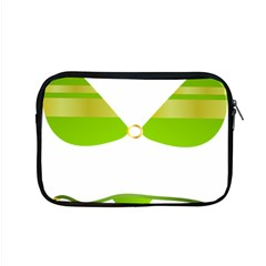 Green Swimsuit Apple Macbook Pro 15  Zipper Case by BangZart