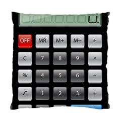 Calculator Standard Cushion Case (two Sides) by BangZart