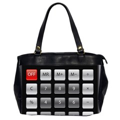 Calculator Office Handbags (2 Sides)