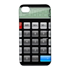 Calculator Apple Iphone 4/4s Hardshell Case With Stand by BangZart