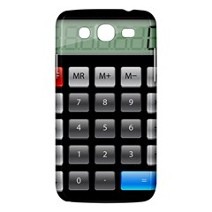 Calculator Samsung Galaxy Mega 5 8 I9152 Hardshell Case