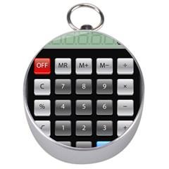 Calculator Silver Compasses by BangZart