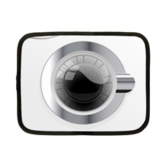 White Washing Machine Netbook Case (small)  by BangZart