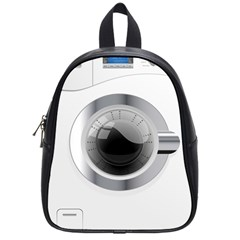 White Washing Machine School Bags (small)  by BangZart