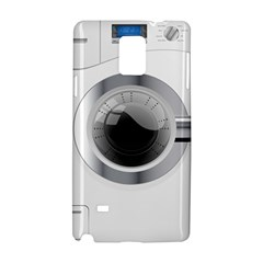 White Washing Machine Samsung Galaxy Note 4 Hardshell Case